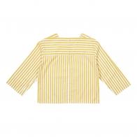 Bluzka Inari żółte paski