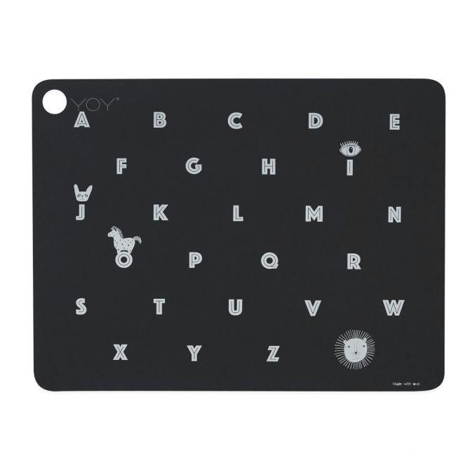 Placemat Alphabet - OYOY