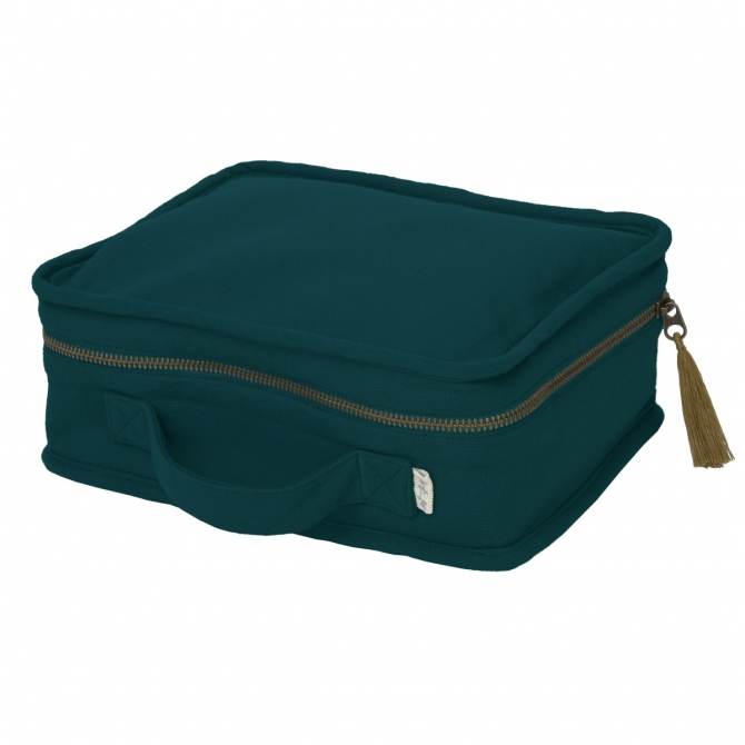 Suitcase teal blue - Numero 74