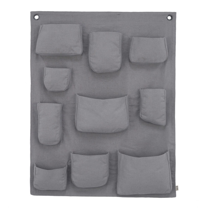 Wall Pocket stone grey - Numero 74