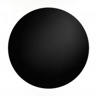 Pokrywka na kosz czarny dąb