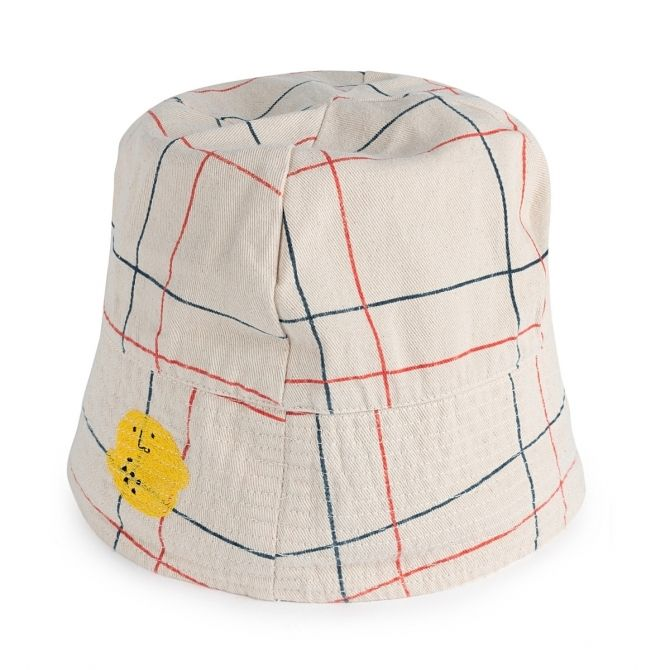Lines Hat ecru - Bobo Choses