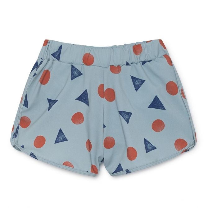 Pollen Swim Trunk green - Bobo Choses