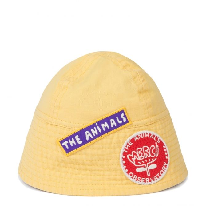 The Animals Observatory Starfish Babies Hat yellow