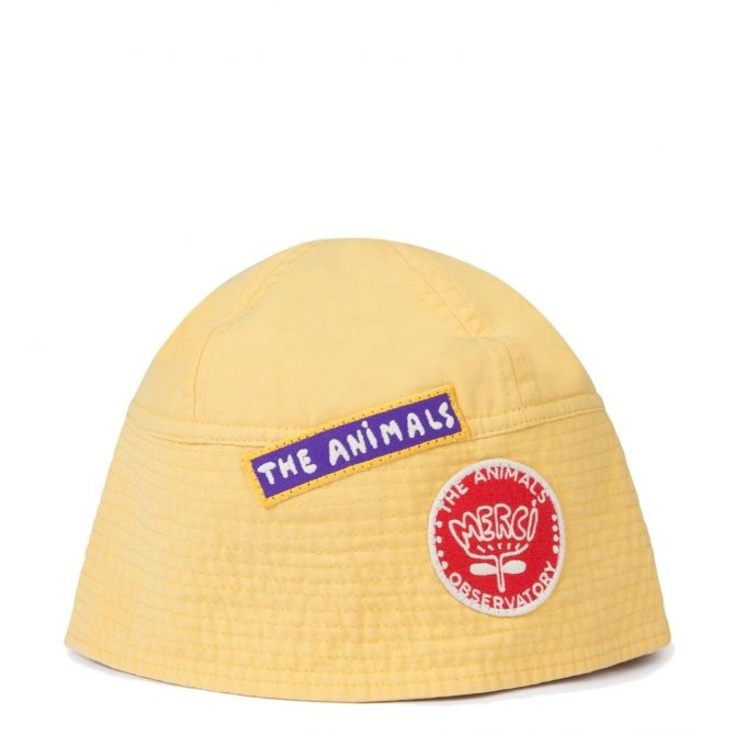 The Animals Observatory Starfish Kids Hat yellow