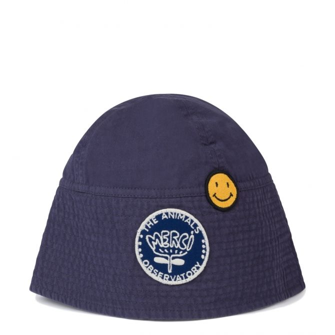 The Animals Observatory Starfish Kids Hat blue