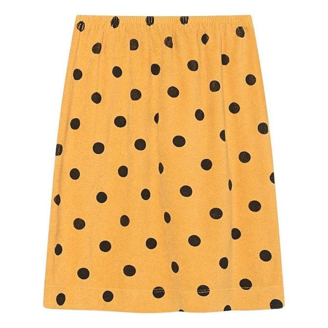 Kitten Kids Skirt yellow - The Animals Observatory