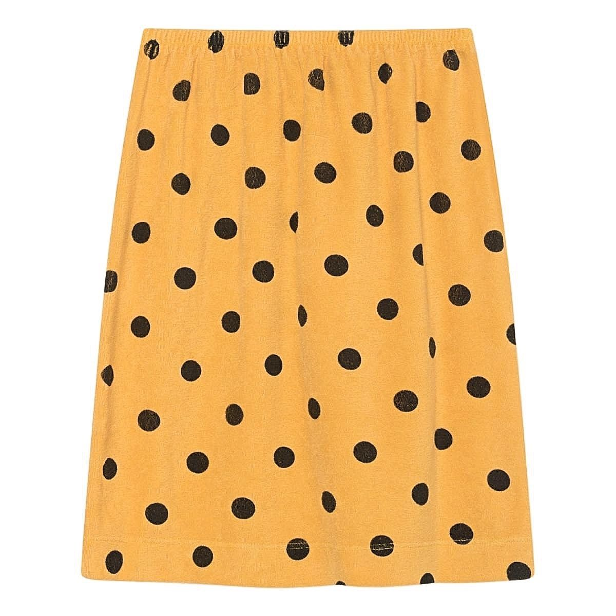 The Animals Observatory Kitten Kids Skirt yellow
