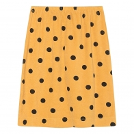 Kitten Kids Skirt yellow