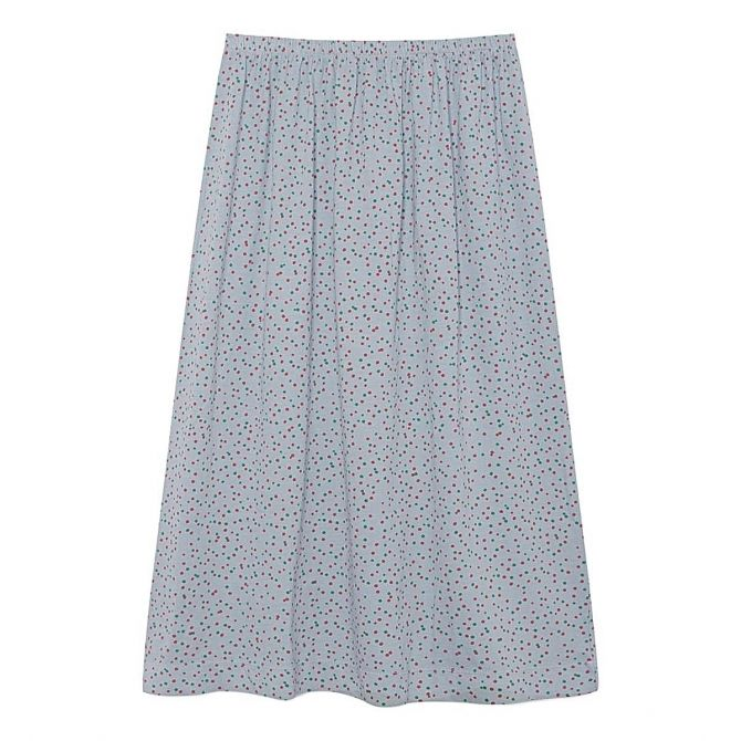 Ladybug Kids Skirt blue - The Animals Observatory