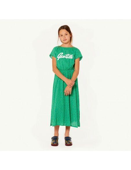 Sukienka Marten zielona - The Animals Observatory