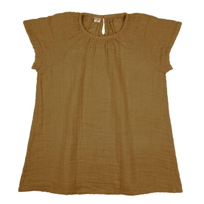 Clara Dress mustard - Numero 74