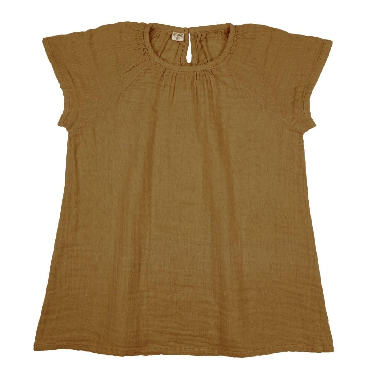 Numero 74 Clara Dress mustard