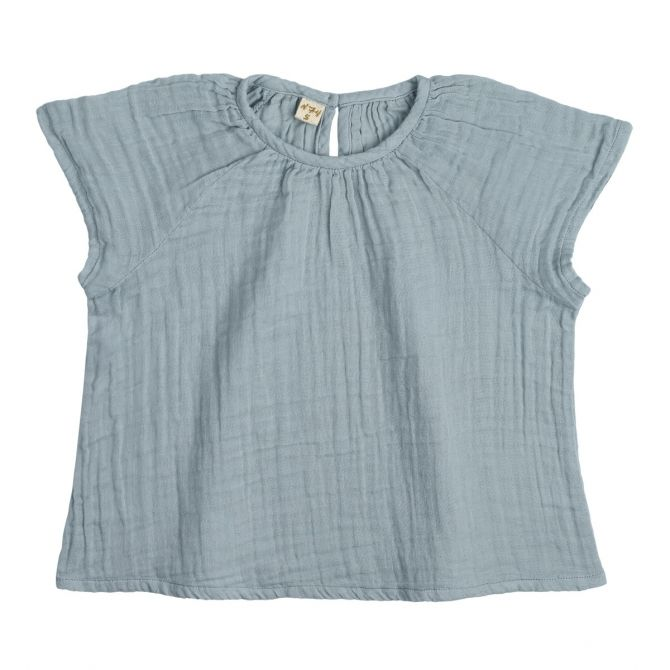 Numero 74 Clara Top sweet blue