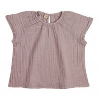 Clara Top dusty pink