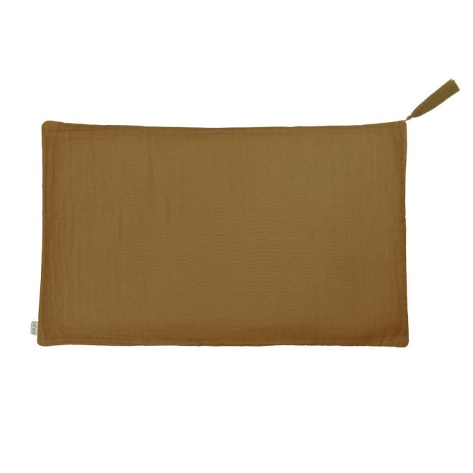 Numero 74 Pillow Case mustard