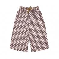 Spodnie Cherry Culottes Cherry Brown brązowe