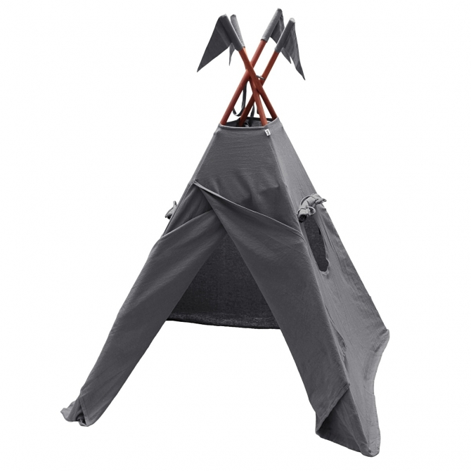 copy of Tipi Tent silver grey - Numero 74
