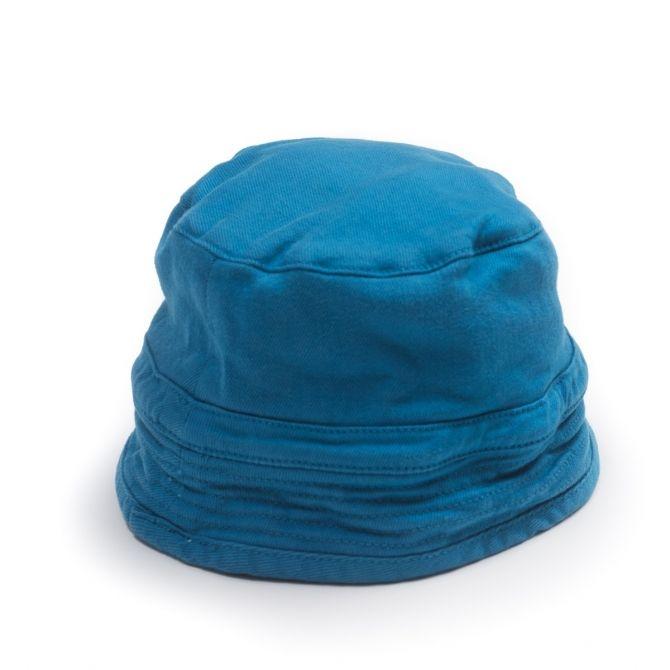 Bonton Kapelusz Ascot niebieski