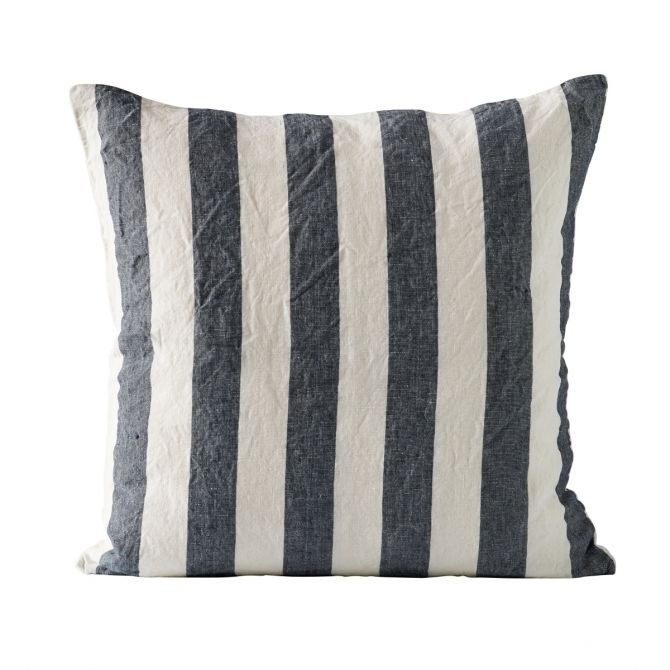 copy of Cushion cover striped rust - Tine K home