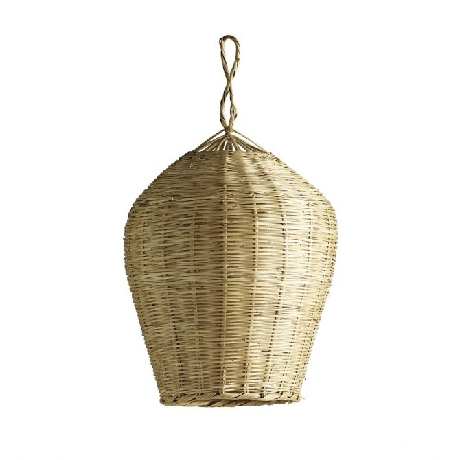 copy of Lamp Bamboo ceiling lamp - Madam Stoltz
