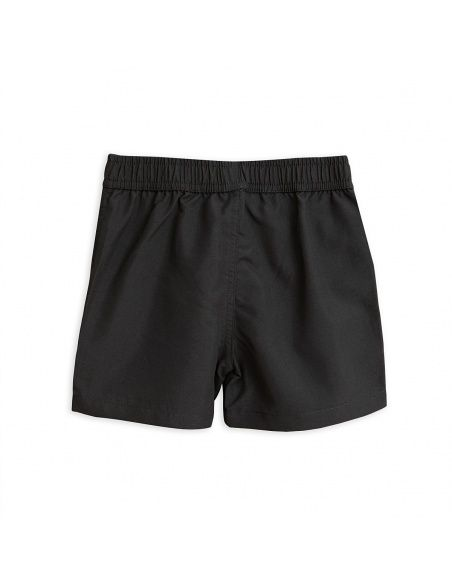 Mini Rodini Fish Swimshorts black