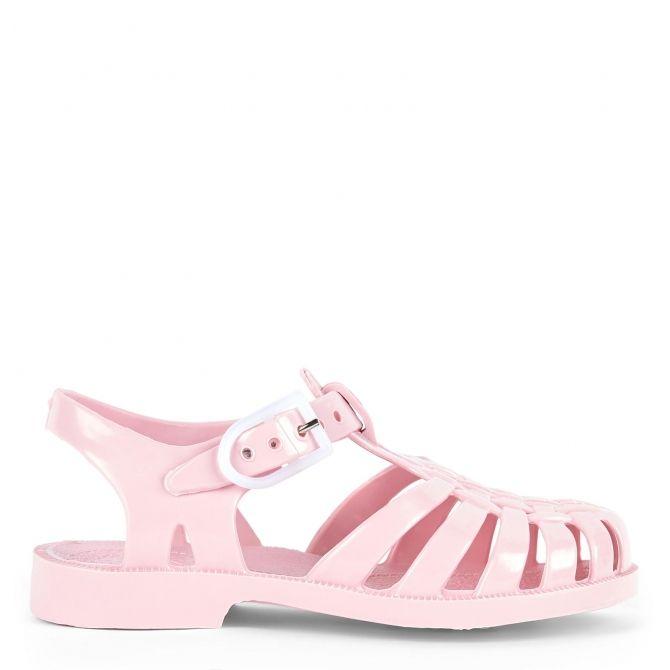 Sandały Rose Pastel różowe - Meduse
