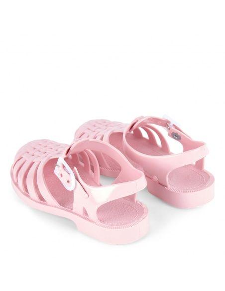 Meduse Sandały Rose Pastel różowe