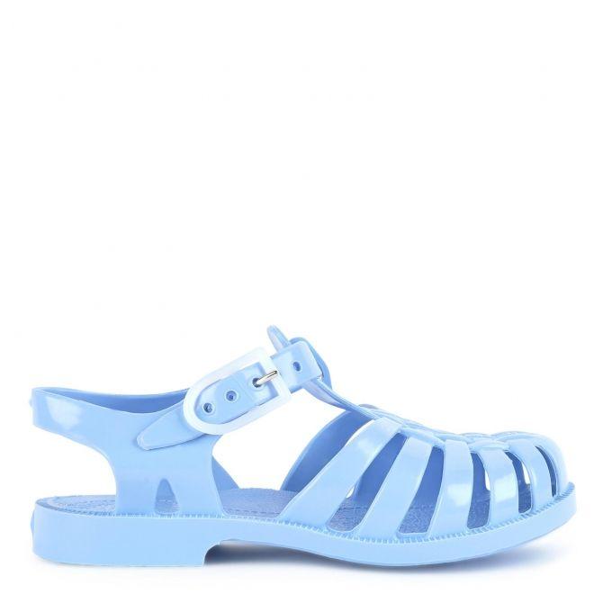 Sandały Sun Bleu Pastel niebieskie - Meduse