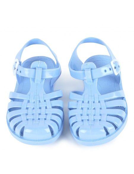 Meduse Sandały Sun Bleu Pastel niebieskie