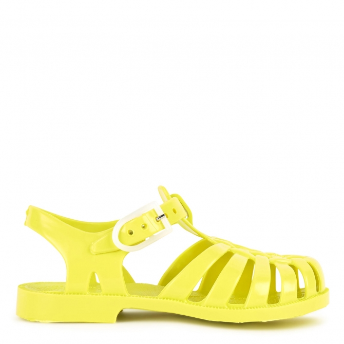 Meduse Sandals Canari lime yellow