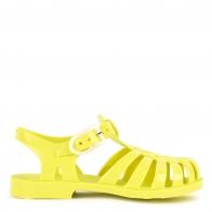 Sandały Canari limonkowa żółć