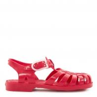 Sandały Carmin karminowa czerwień