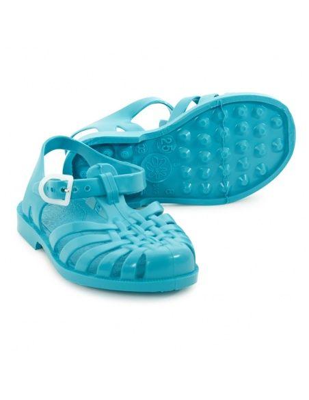 Sandały Sun Lagon niebieskie - Meduse