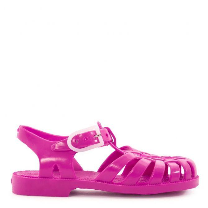 Sandały Fuchsia różowe - Meduse
