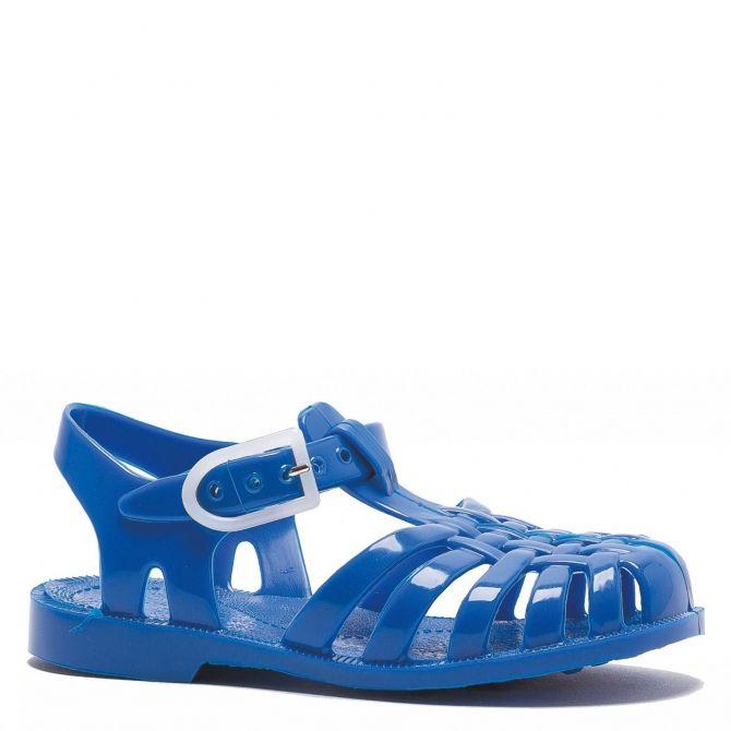 Meduse Sandały Blue Roy niebieskie