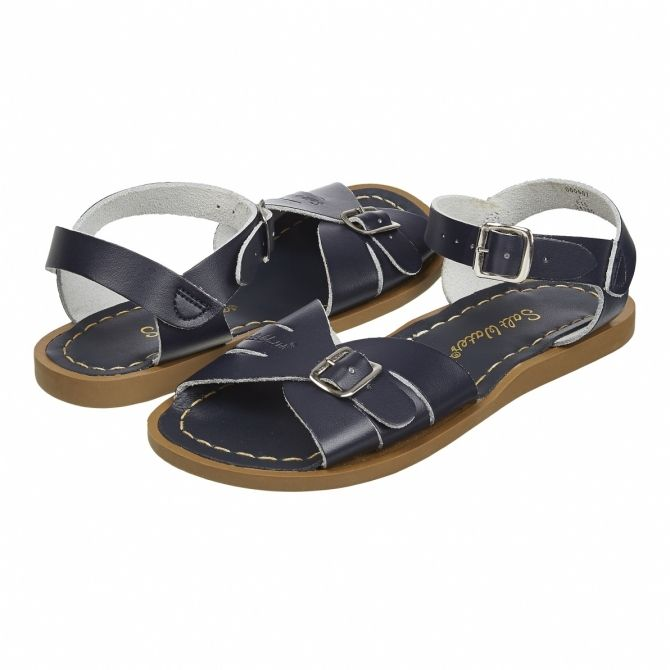 Sandals Salt-Water Classic adult navy - Salt Water