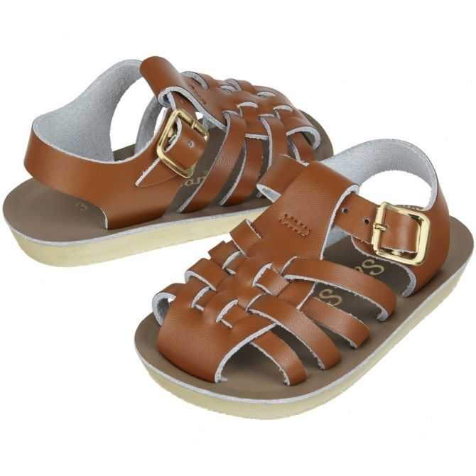 Sandals Sailor tan - Salt Water