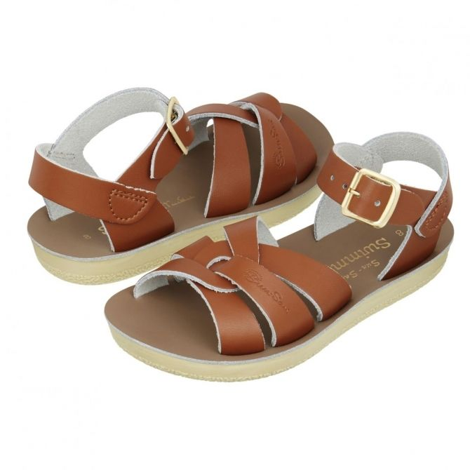 Sandals Swimmer tan - Salt Water