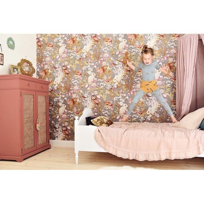 Łóżko drewniane - WOODszczęścia