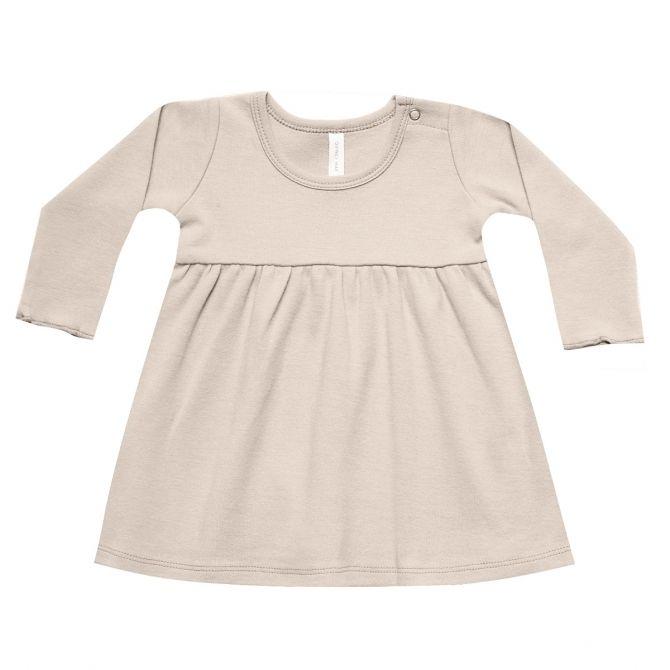 Quincy Mae Sukienka Longsleeve Baby różowa