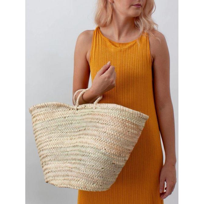 Bohemia Design Market Basket beige