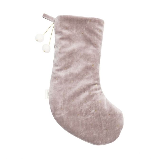 Dreamy Christmas Stocking violet - Fabelab