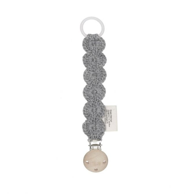 Konges Slojd Pacifier Strap Wool