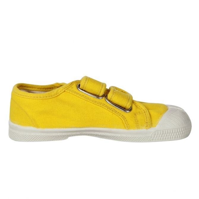 Bensimon Tennis Scratch yellow