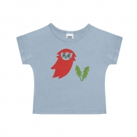 Gnome t-shirt blue
