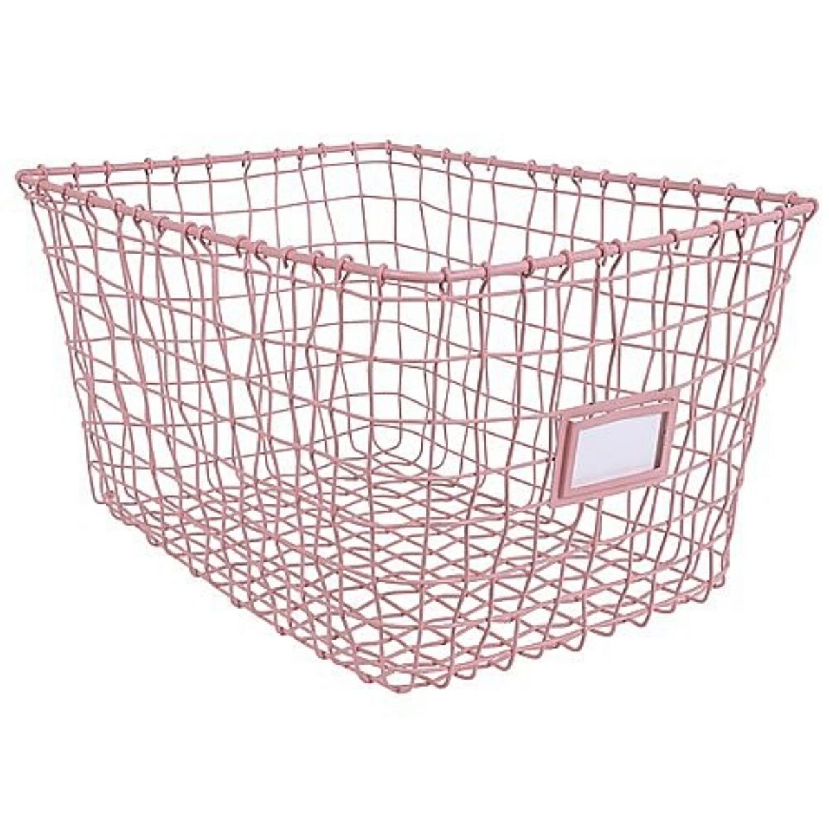 Kids Depot Wire basket pink