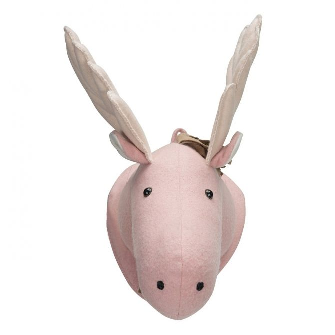 Kids Depot Zoo Moose pink