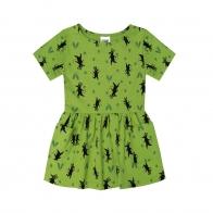 Sukienka Little Mice zielona