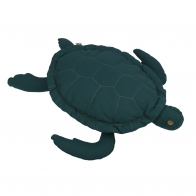 Samy Turtle Cushion Toy teal blue
